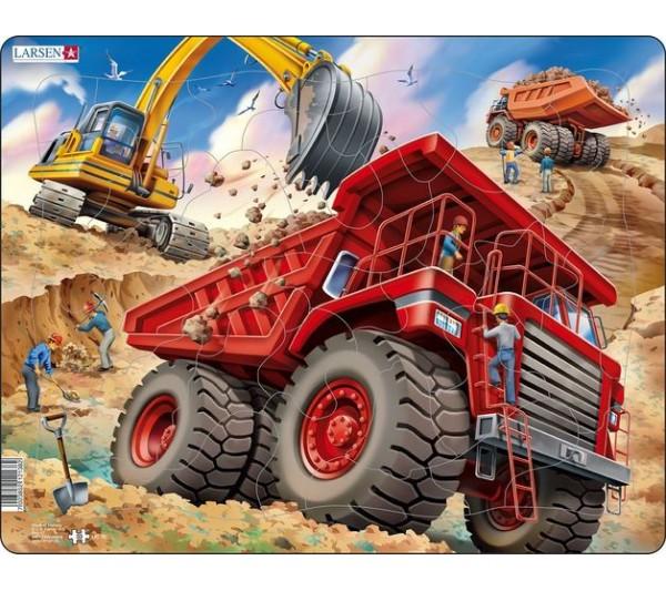 Puzzle Larsen - Truck