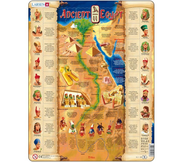 Larsen Antický Egypt