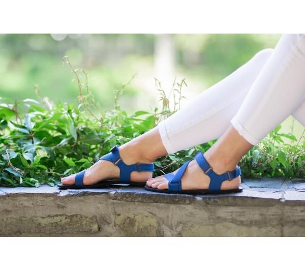 Sandále Flexi- Blue