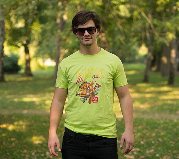 Pánske tričko Malý Princ