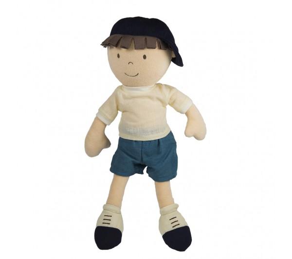 Bonikka látková bábika chlapec