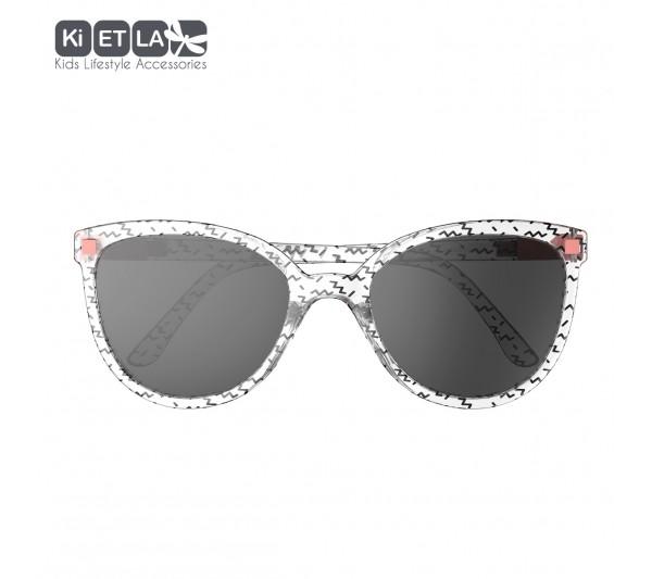 KiETLA CraZyg-Zag slnečné okuliare BuZZ 9-12 rokov, zigzag