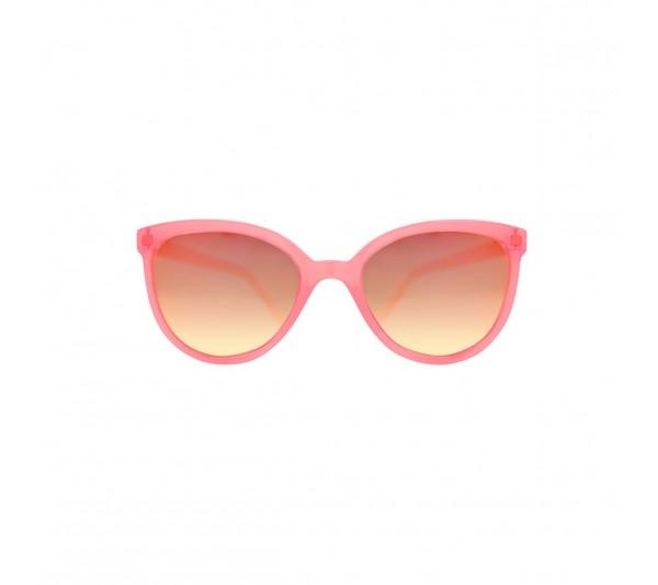 KiETLA CraZyg-Zag slnečné okuliare BuZZ 4-6 rokov, neon zrkadlovky