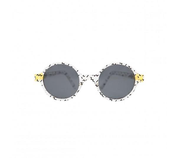 KiETLA CraZyg-Zag slnečné okuliare RoZZ 4-6 rokov, zigzag