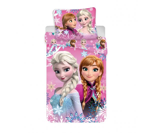 Frozen Bavlnené Obliečky