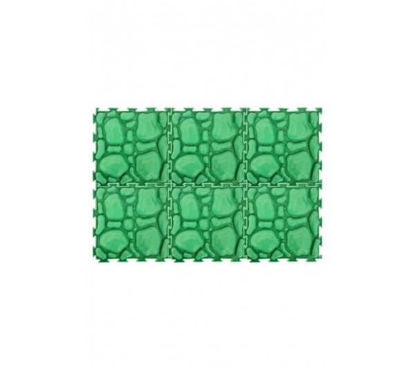 Set ortopedických podláh-Machový koberec