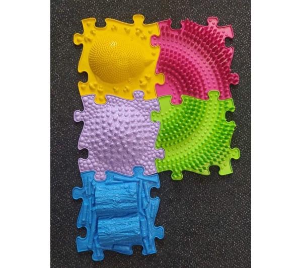 Set ortopedických podláh - 3D Doplnková zostava A